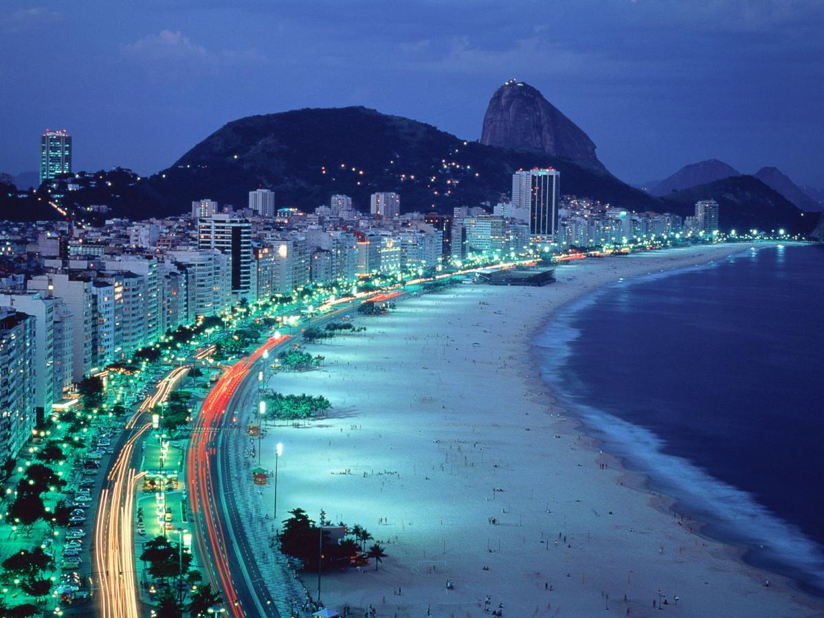 Wczasy i wycieczki ameryka po udniowa brazylia for Miroir club rio de janeiro