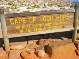 Malowniczy Przylądek Dobrej Nadziei