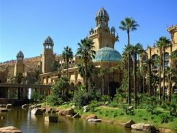 Sun City- Las Vegas Afryki